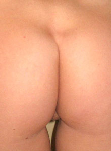 Cali Strips Out Of Her Daddys Shirt And Shows Off Her Perky Perfect Tits - Picture 11