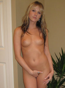 Watch As Cute Teen Strips Down To Nothing And Shows Off Her Perky Perfect Tits - Picture 11